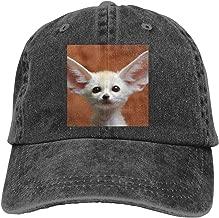 Funny Fox Pup Cowboy Hat/Hats Trucker Hat,Fashion Design Casquette