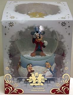 Disney Store Winter Theme Fantasia Sorcerer's Apprentice Mickey Mouse 6