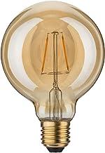 Paulmann 28399 LED Lamp Vintage Globe 95 2,5 Watt Lamp Goud Decoratieve Lamp Verlichting 1700 K E27