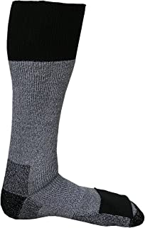 Merino Wool Pocket Socks for use with Heat Factory Foot and Toe Warmers