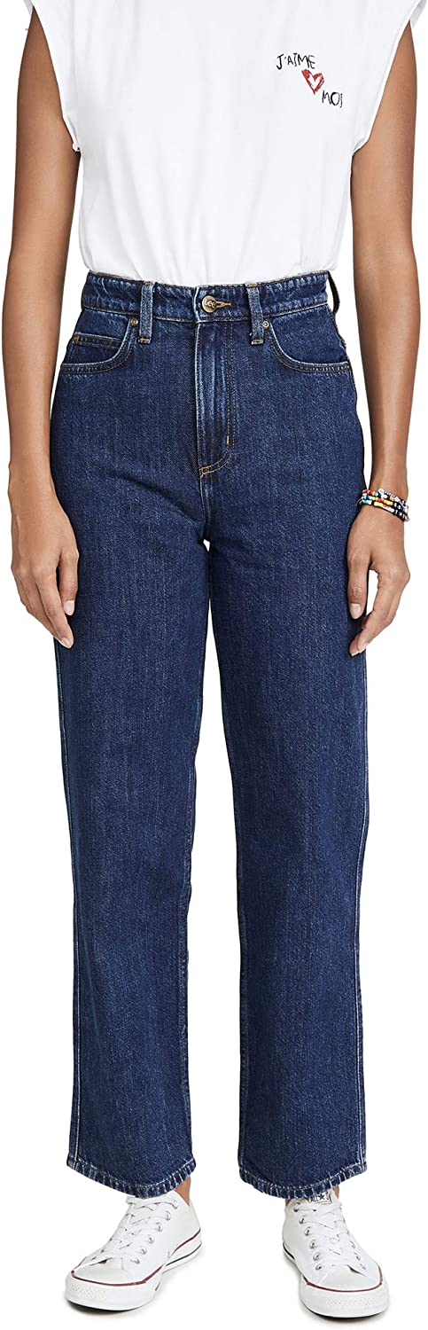 sold out Lee Vintage Modern Women's High Store Relaxed Stovepipe Jeans Rise