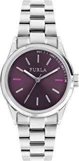 Furla Women's Analogue Quartz Watch with Stainless Steel Strap R4253101504