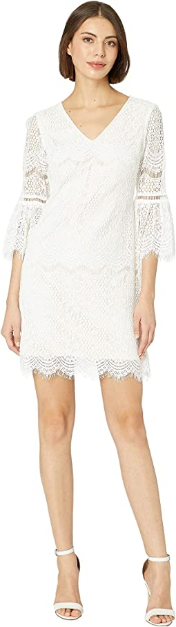 Free Power Zappos And Papell Mesh Lace Shift At DressShipped Adrianna 0wOkP8n