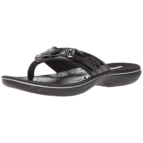 6666cae6265 Clarks Women s Breeze Sea Flip-Flop