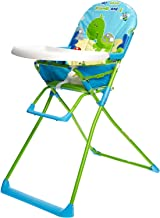 Baby High Chair - Blue & Green, 1-3 Years, K0801