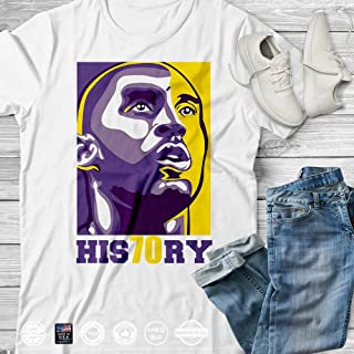 b8cfe6a2e4f Kobe Jersey Los Angeles 24 Bryant Retro Meme Basketball Player Customized  Handmade T-Shirt Hoodie