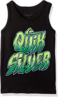 Quiksilver Boys AQKZT03483 Expedite Tank Sleeveless Shirt