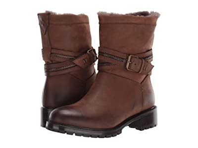 Ross & Snow Cristiana Water Proof Boot (Espresso) Women