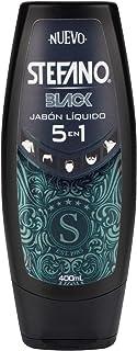 Stefano Jabón Liquido Corporal Black 400 ml