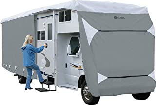 Classic Accessories OverDrive PolyPro 3 Deluxe Class C RV Cover, Fits 26' - 29' RVs