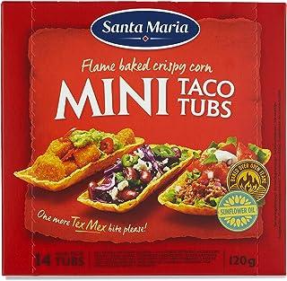 Santa Maria Tex Mex Mini Taco Tubs, 120 g