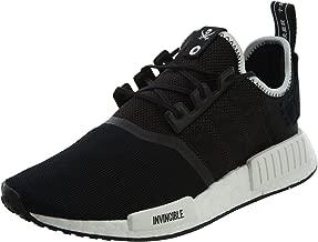 adidas Mens NMD R1 Invincible X Neighborhood Black/White Mesh