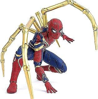 Iron Spiderman Action Figure Avengers Infinity War 6-Inch Super Hero Collection اسباب بازی ، با ساخت-A-Figurepiece
