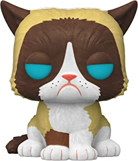 Figura de vinilo con diseño de gato gruñón