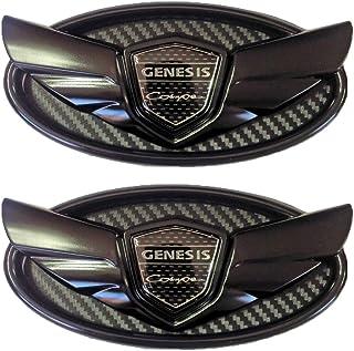 200 Turbo SET OEM 08 09 10 11 12 Hyundai GENESIS Coupe lettering Logo Emblem