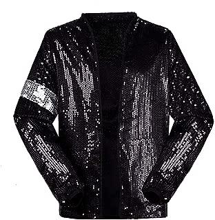 Michael Jackson Billie Jean Jacket Costume with Glove