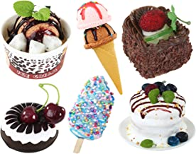Shivexim Cute Soft Rubber Fridge Magnet, Door Magnet Pack of 6