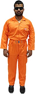 TAHA TWILL COTTON COVERALL Workwear Uniform Mens Safety PPE