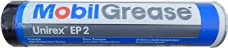 Mobil Grease Unirex EP 2 Lithium Complex Edge Polymer 14oz Tubes