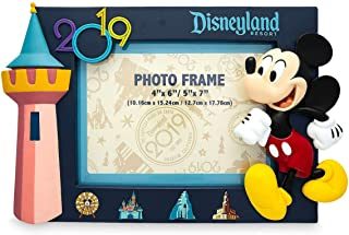 Theme Parks Disneyland Resort 2019 Mickey Mouse Photo Frame