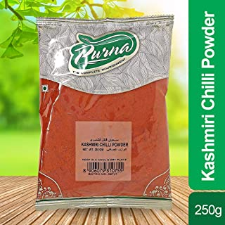 Purna Kashmiri Chilli Powder - 250 gm