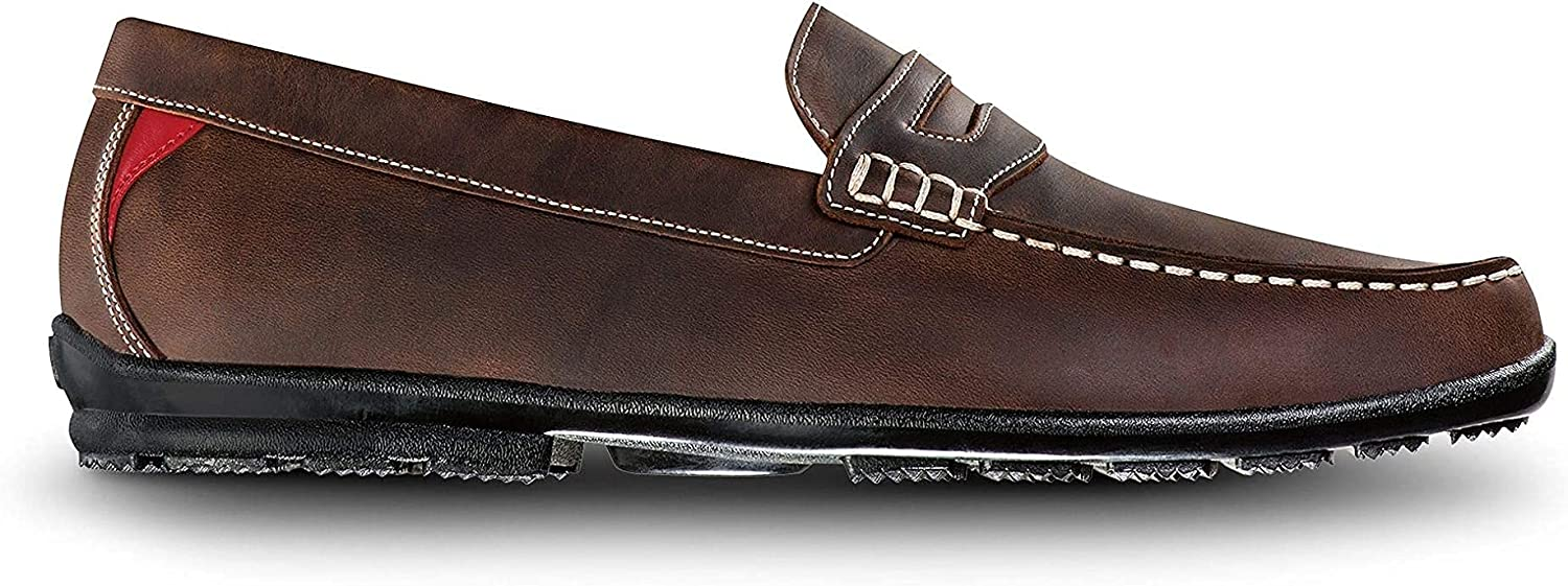 Super Special SALE held FootJoy Men's Country Club Casual Shoes Max 83% OFF 79011 Blems