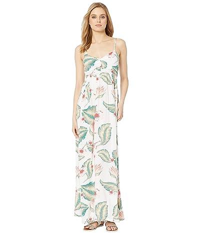 Roxy Brilliant Stars Maxi Dress (Marshmallow Tropical Love) Women
