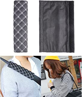 Color1 Automelody 2pcs A pack Seat Belt Cover Shoulder Protective Cushion Pads For Lexus