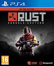 Rust Day One Edition PEGI (PS4)