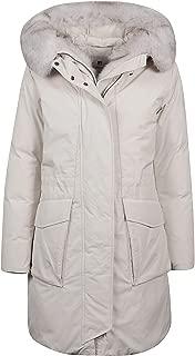 Woolrich Luxury Fashion Womens WWCPS2814UT05738254 White Coat | Fall Winter 19