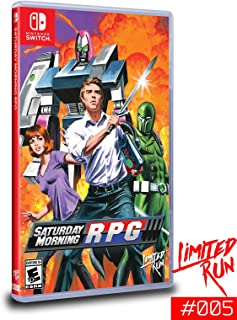 Saturday Morning RPG - Nintendo Switch (Limited Run Games #005)