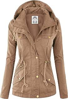 Best khaki jacket women's military Reviews