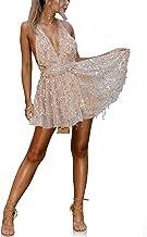 nuove foto così economico costo moderato Amazon.it: Vestito Paillettes