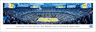North Carolina Basketball - College Posters, Framed Pictures and Wall Decor by Blakeway Panoramas