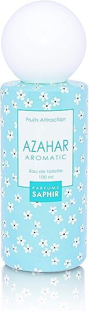 Oferta amazon: PARFUMS SAPHIR Fruit Attraction Azahar - Eau de Toilette para Mujeres - 100 ml