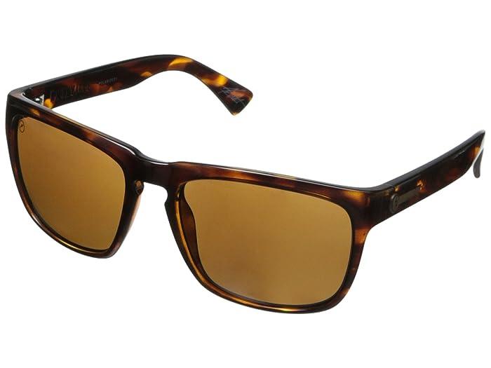 Electric Eyewear Knoxville Polarized (Tortoise Shell/OHM Bronze Polar) Sport Sunglasses