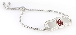 9a51d78a6eb69 Amazon.com: id life - International Shipping Eligible / Bracelets ...