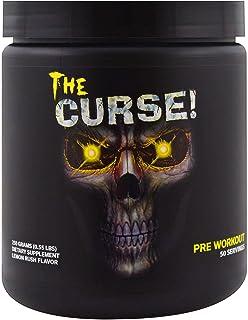 Cobra Labs, The Curse, Pre Workout, Lemon Rush, 0.55 lbs (250 g)