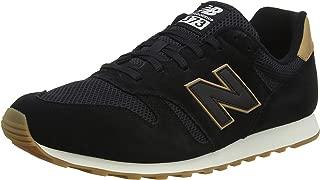 New Balance 373 Mens Sneakers Black