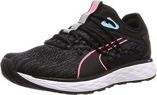 PUMA Speed 600 FUSEFIT WN's Women's Road Running Shoes, Black-Milky Blue