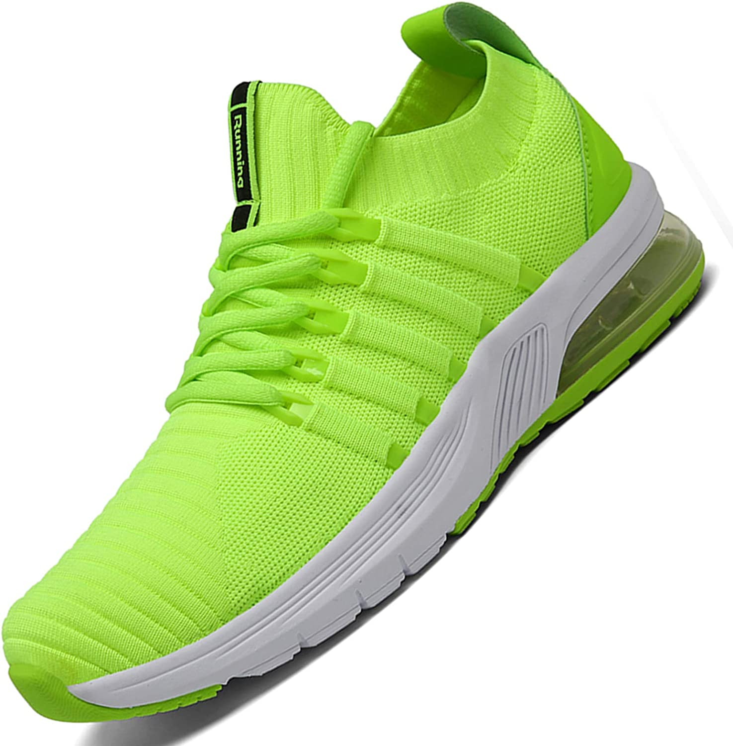 TUBYGO Regular discount Running Shoes for Mens Breathable Womens Bombing new work Air Gym Cushion