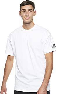 Adidas Men's Must Haves Plain Tee