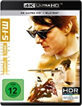 Mission: Impossible 5 - Rogue Nation - 4K UHD [Alemania] [Blu-ray]