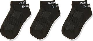 Reebok Unisex Te Low Cut Sock 3P Socks