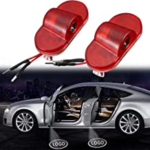 Welcome Light For Skoda Car Door Lights HD LED Car lights for Door Car Ground Lights for Skoda Octavia Error Free Plug and Play 2-pack