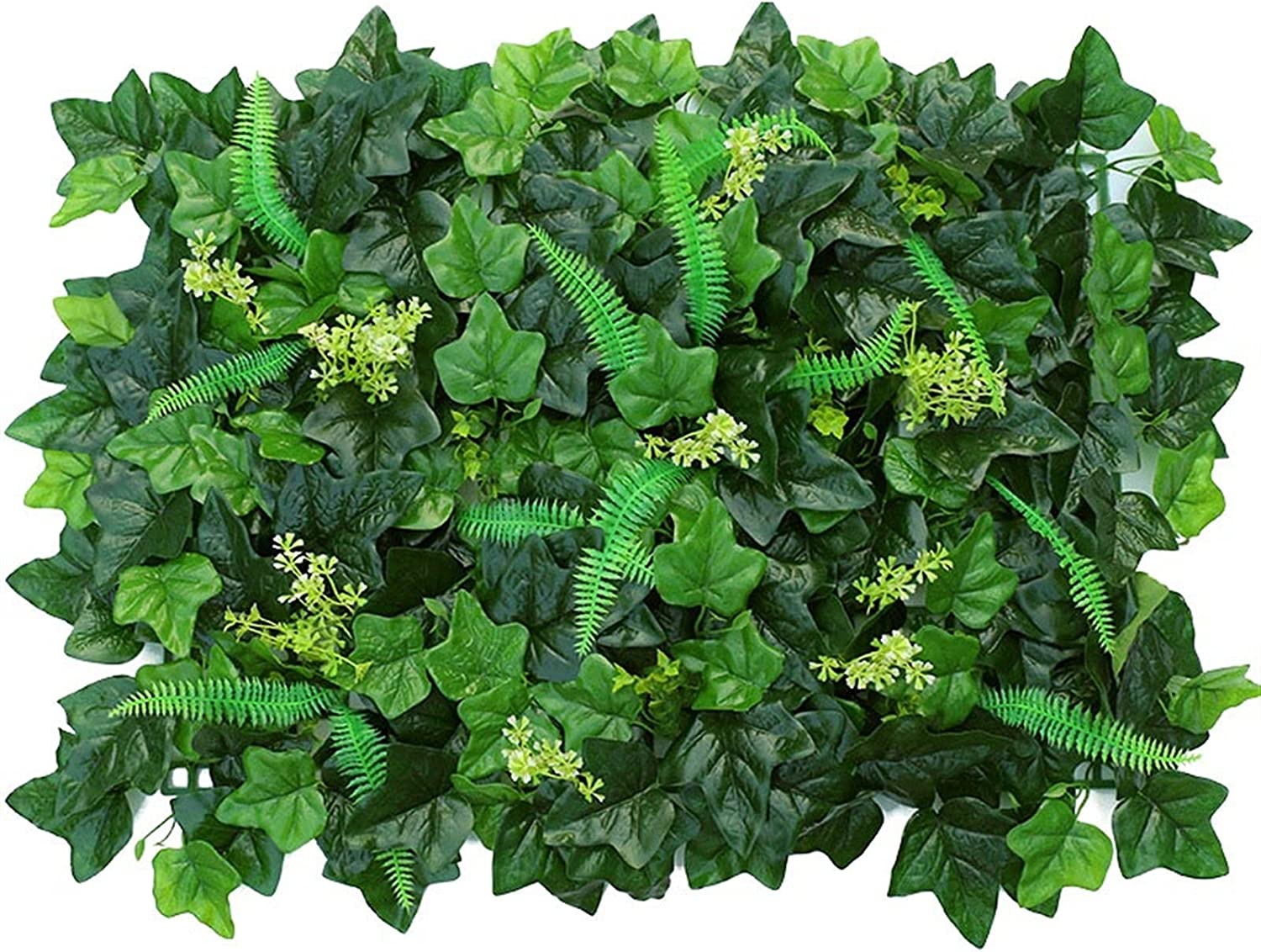LIANG XINGS Direct store Artificial Boxwood Panels Attention brand