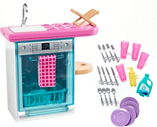 Barbie Dishwasher Playset