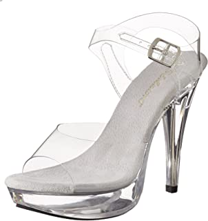 Pleaser Women's Cocktail-508/C/M Platform