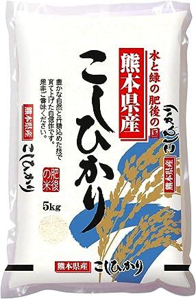 九州食糧 こしひかり 白米 熊本県産 平成30年産 5kg