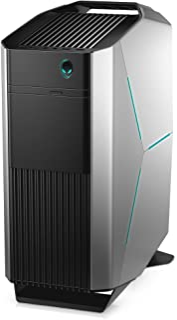 Alienware Aurora R8 Desktop, 9th Gen Intel Core i7 9700, NVIDIA GeForce RTX 2070, 8GB GDDR6 (Overclockable), 256GB SSD Boo...